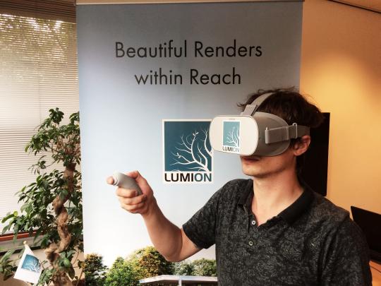 My Lumion・VRを使わずにLumion360°パノラマ画像が作成できる?!