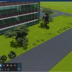 オブジェクト配置のガイドを作成 Lumionで平面図を下敷きとして利用する裏技