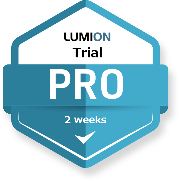 Lumion Pro Trial