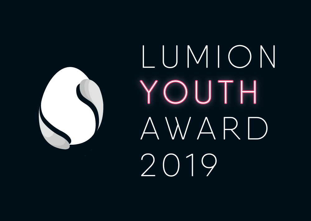 LUMION YOUTH AWARD 2019 LOGO