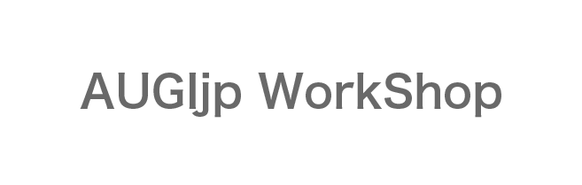 AUGIjp WorkShop